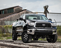 AutoCustoms Toyota Tundra Project