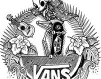 VANS x TopToys Hawaiian NT TEE