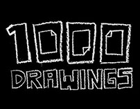 1000Drawings