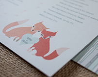 Whimsical Welcome Letter