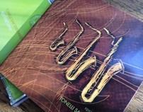 Tonelli Sax Ensemble / Springtime