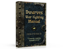 Dwarves, Elves & Orcs War Fighting Manuals - Covers