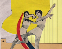 Fitacola collage 2013 (I) - Illustration and handmade