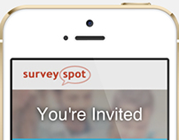 Responsive Survey Invites