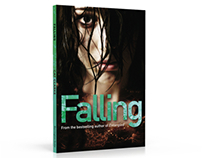 Falling - Cover design