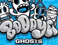 BoOoya Ghosts