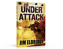 Under Attack - Cover design