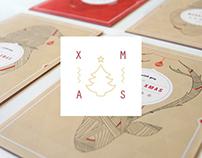 XMAS CARDS  •  2013