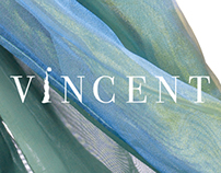 """Vincent"" collection ads"