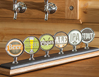 Rockler Beer Tap Labels
