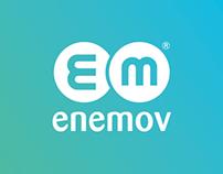 Enemov / Brand Identity