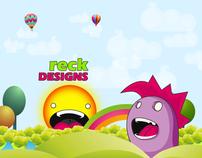 Personal Portfolio Webdesign 2011