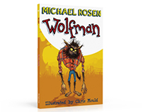 Wolfman - Cover design