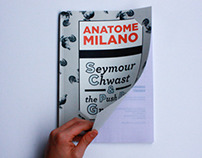 ANATOME MILANO, SEYMOUR CHWAST AND THE PUSH PIN STUDIO