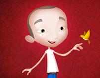 Character design - Z-Kids - Zecchino d'Oro