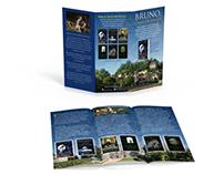 Bruno leaflet - Publicity material