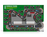 F1 Infographic - Publicity material