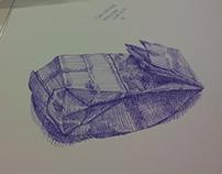 Pen Sketch 1