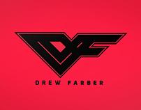 Drew Farber | Logo Brand Concept