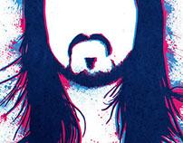 Steve Aoki | Poster