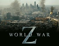 Digital ad // World War Z