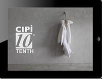 Cipì Anniversary - Ipad App