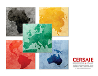 Cersaie 2014 - visual idea