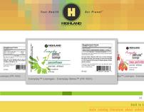 Highland Laboratories Catalog CD