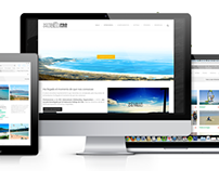 Nalu Pro Center [Design Web + CMS + Video]