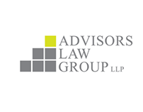 Advisors Law Group LLP Logo Design