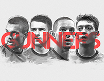 The Gunners 13-14