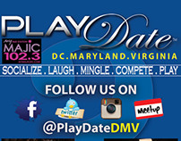 PlayDateDMV Sept 9, 2013
