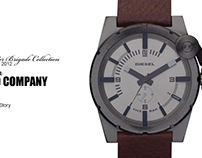Master Brigade // Bad Company // Watch