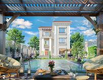Villa Design, Egypt