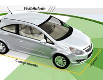 Trânsito . editorial and infographics