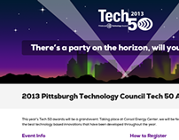 PTC Tech 50 Awards