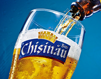 Chisinau Beer pouring