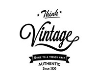 A Guide To a Trendy Past - Think Vintage