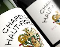 Chapelle Haut Figeac, Winepro