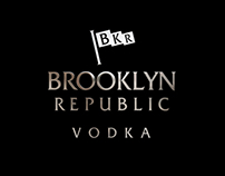 Brooklyn Republic Vodka Bus Ad