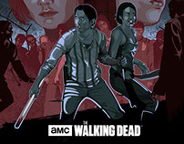 "All We Do is Run - AMC ""The Walking Dead"""