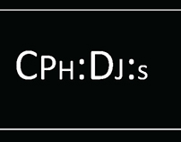 Logo and presentation - CPH:DJs
