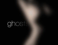 Ghosts | Mixed Media + Photography