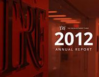 TRF 2012 Annual Report | Website