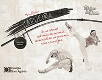 Oficina de Capoeira | Dom Aguirre