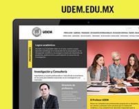 UDEM - Universidad de Monterrey