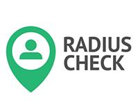 Radius Check Branding