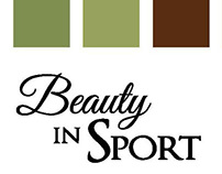 Beauty in Sport, Exhibit and Collateral