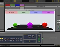 New Interaction Paradigms for Audio Mixing