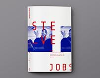 Revista (Fascículo) - Steve Jobs
